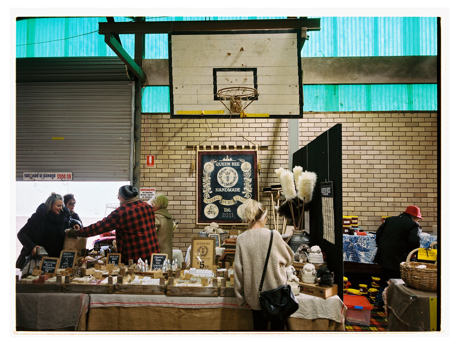 Sheep & Wool Show iv
