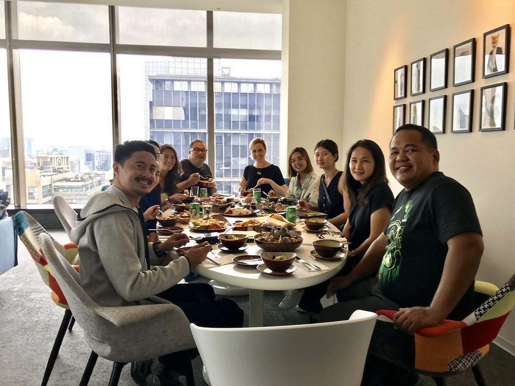 amba-Taipei-Songshan-Studio-Lunch