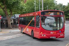 High Peak Bus Company FN04HSV