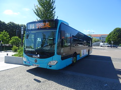 Mercedes Citaro C2 EEV - Photo of Auxon-Dessus