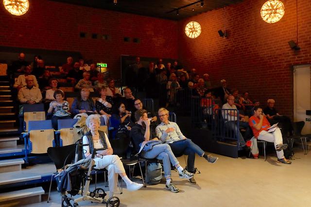 Publik i Harlekinen
