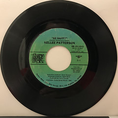 KELLEE PATTERSON:IF IT DON'T FIT, DONT FORCE IT(RECORD SIDE-B)
