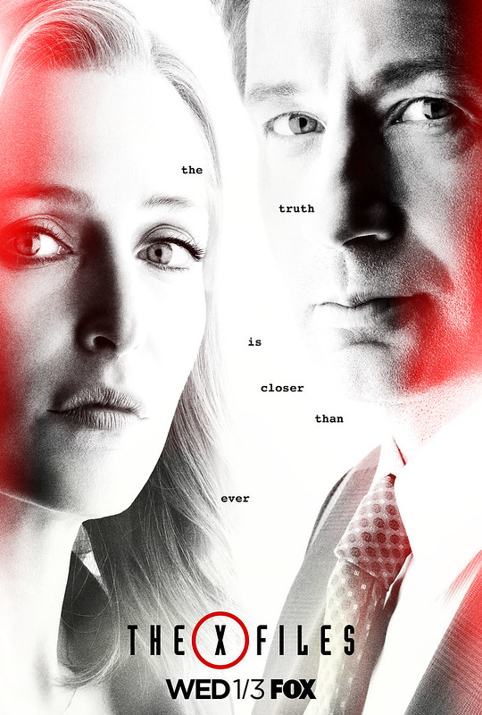 The X-Files - Season 11 - Poster 1