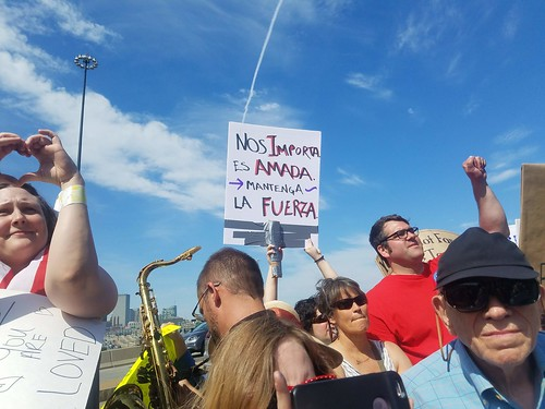 June 17, 2018 - 3:39pm - Father's Day Vigil at the ICE Detention Center