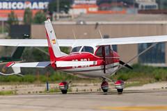 CFR6860 Reims-Cessna F172G Skyhawk EC-BBJ