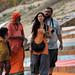 Hassling Visitors For Money In Varanasi