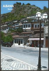6572 R Albania Berati Berat Βεράτι Verati Lagja Mangalem Mangalemi Quartier ARBA Editions