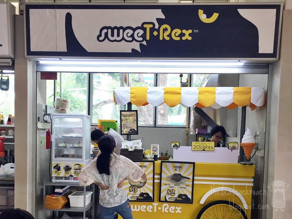 food, food centre, food review, mei ling food centre, mei ling market & food centre, review, singapore, souffle, sweet trex, sweet.rex,甜.霸王