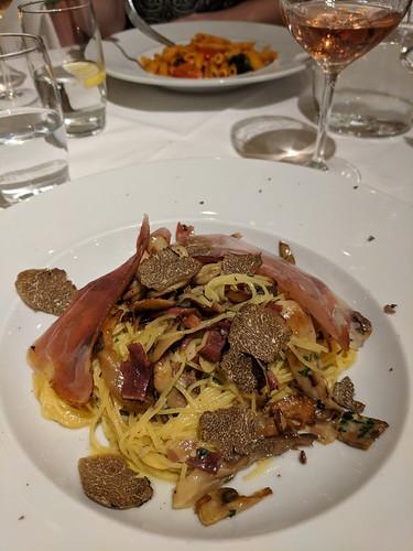 truffle pasta @ Vicino