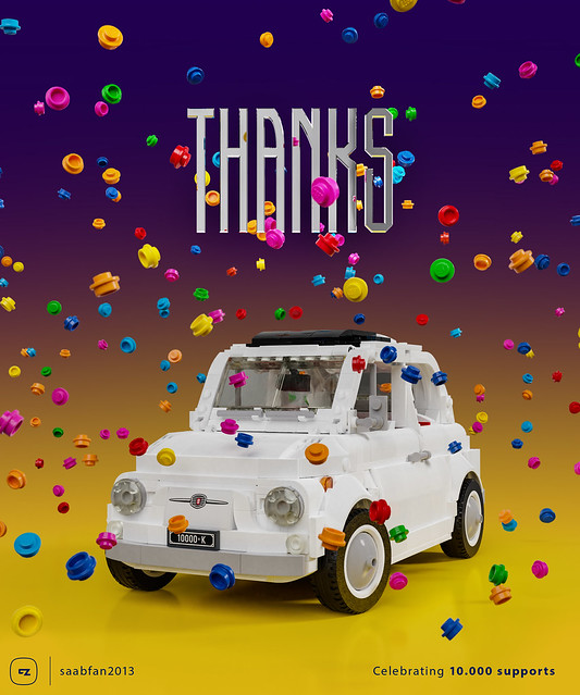 Fiat 500 F - THANK YOU!