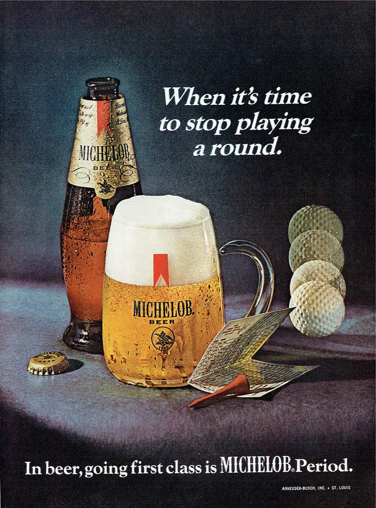 Michelob-1973-golf