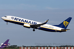 EI-FOD Ryanair B737-800 London Stansted Airport