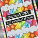 You're a Star card closeup3