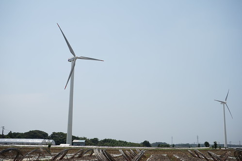 飯岡風力発電所