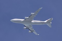 Dubai Royal Flight (Air Wing) Boeing 747-400