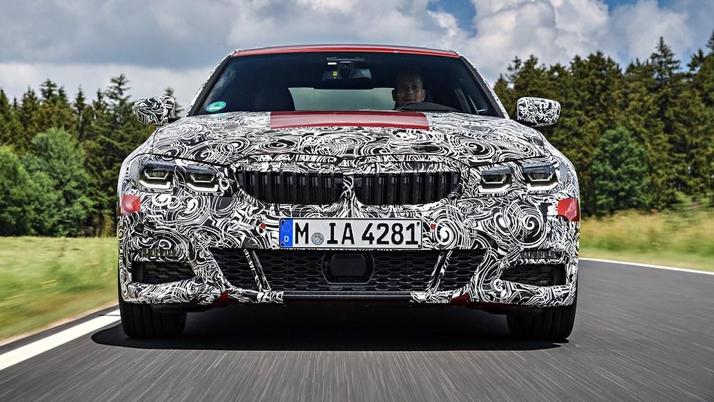 Нова серија 3 на BMW (G20) 3
