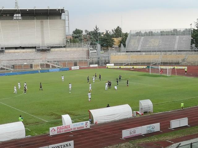 Pro Piacenza - Virtus Verona Coppa Italia