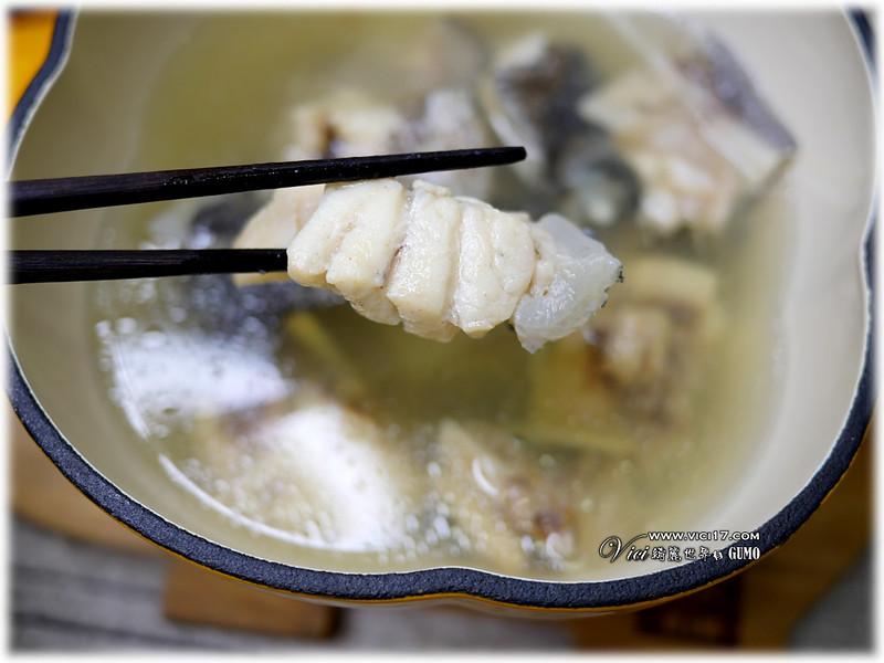 薑絲鮮魚湯011