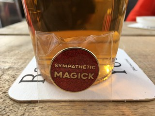 Sympathetic Magik, Edinburgh