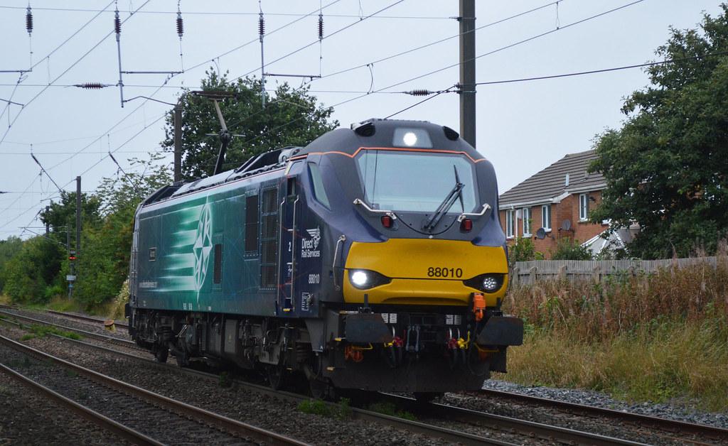 Direct Rail Services: 88010