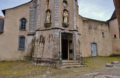 Notre Dame du Refuge, Sarrance, Bearn