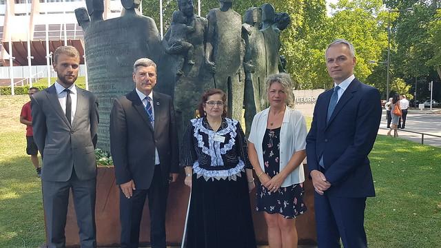 European Roma Holocaust Memorial Day