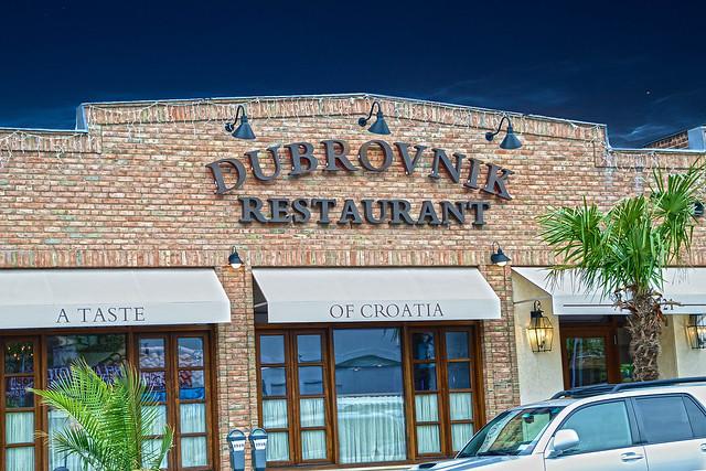 Our Dubrovnik Restaurant Fundraiser