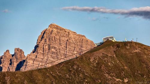 axams landscape olivergalvan alpine nature austria mountains hoadl evening clouds summer axamerlizum olympiabahn salfeins galvanol alpsintyrol light