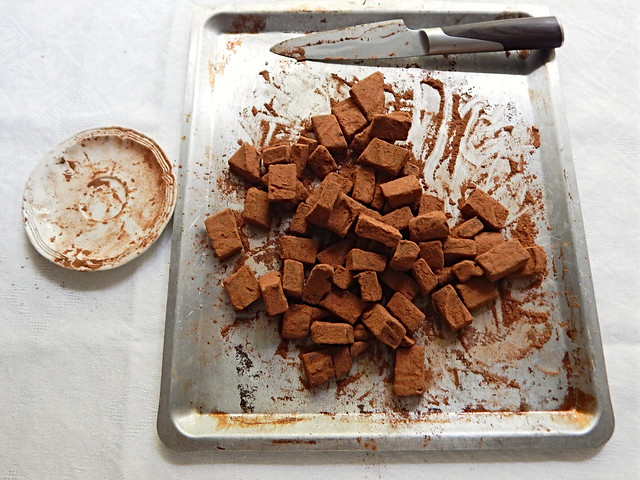 Шоколадные конфеты с кофе и корицей, как приготовить шоколадные конфеты самим | HoroshoGromko.ru