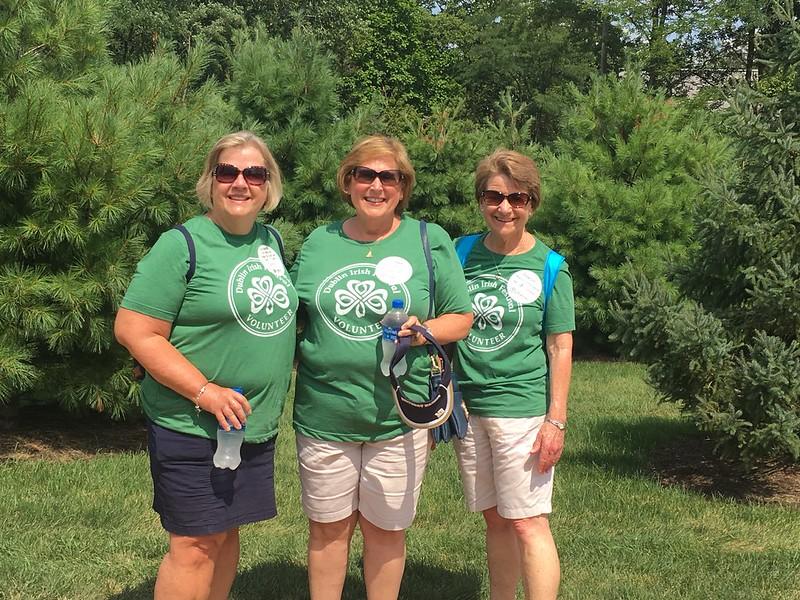 2018 DIF Volunteers