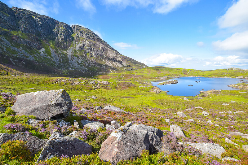 Moel Siabod hike Snowdonia - best places in Wales