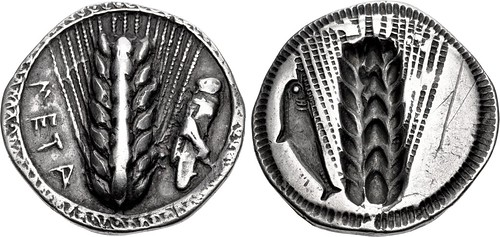 Gorini Plate Coin Pedigreed to 1954
