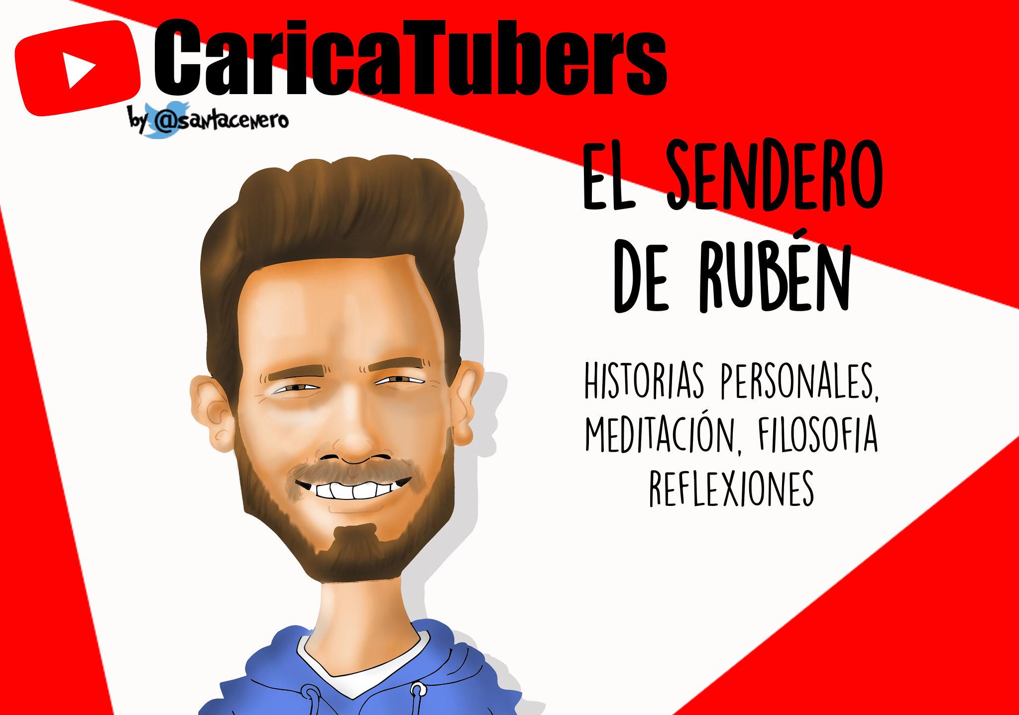 youtuber - sendero ruben