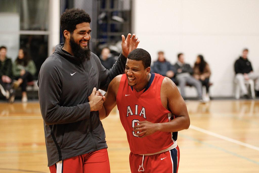 AIA Basketball Tour Favorites