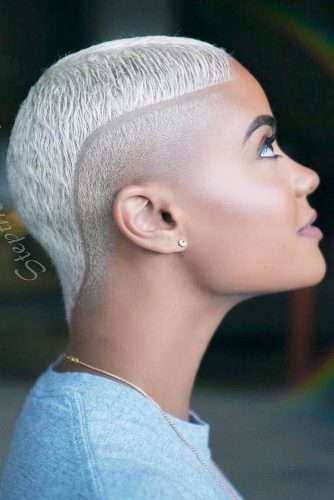 Latest Taper Haircut Styles For Women -Men's Haircut For Women |Now 6