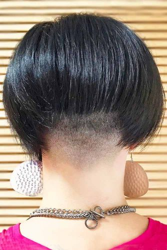 Latest Taper Haircut Styles For Women -Men's Haircut For Women |Now 10