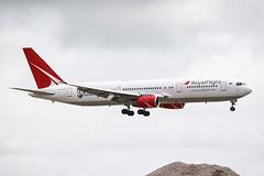 Royal Flight B767-300ER VP-BRE 001