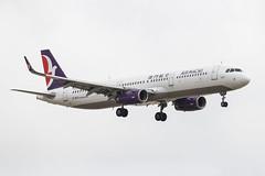 AIR MACAU A321-200(WL) B-MCA 001