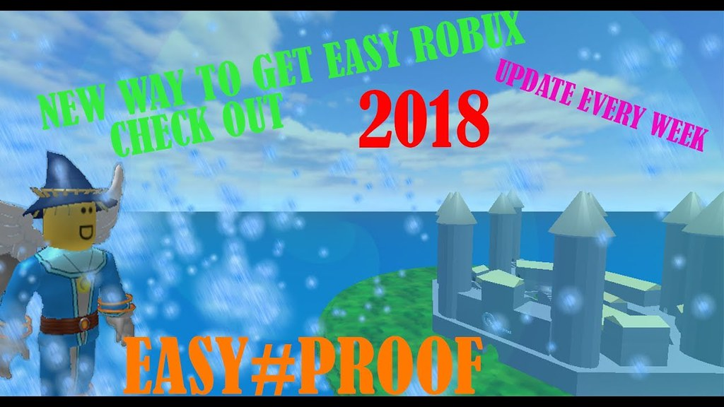 How To Get Free Robux - Absolutely Free Robux Every Hour i… | Flickr
