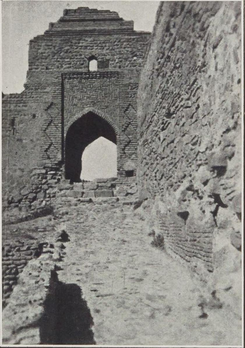 19. Горийская крепость. Персидские ворота
