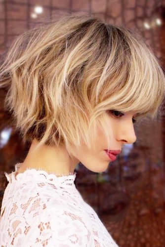 Best Short Bob Hairstyles 2019 Get That Sexy-short haircut trends to try now 11
