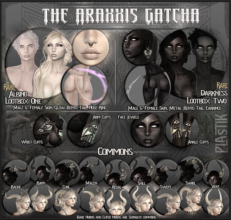 Araxxis - Lootbox