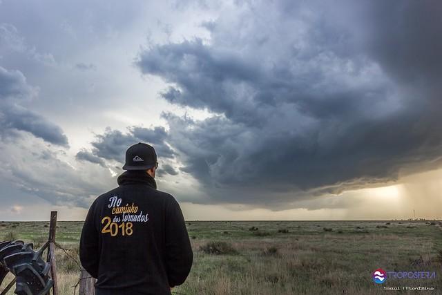 No Caminho dos Tornados - 2018