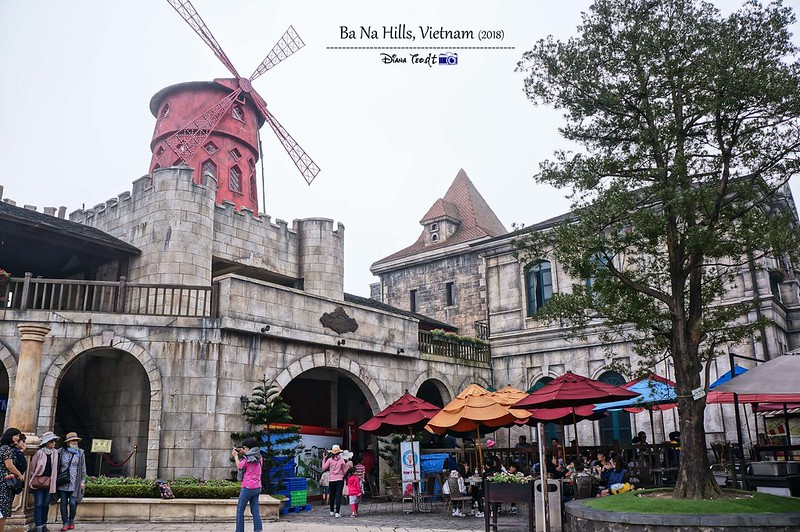 2018 Vietnam Ba Na Hills 18