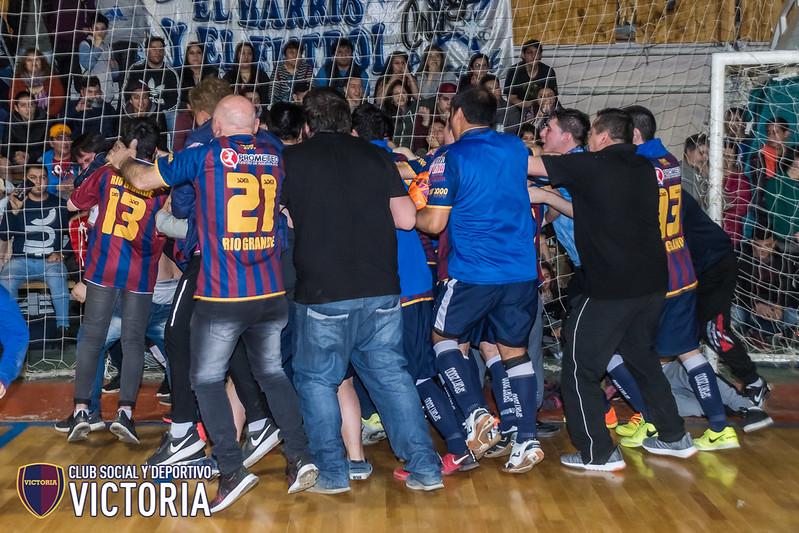 Victoria Campeón - Torneo Apertura 2018 de Primera B