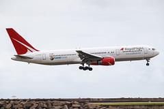 Royal Flight B767-300ER VP-BRE 0021