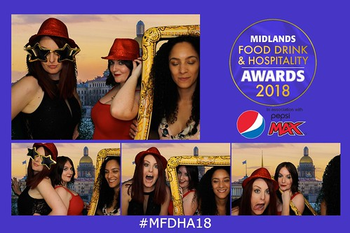 MFDH Awards 2018 - Photo Booth