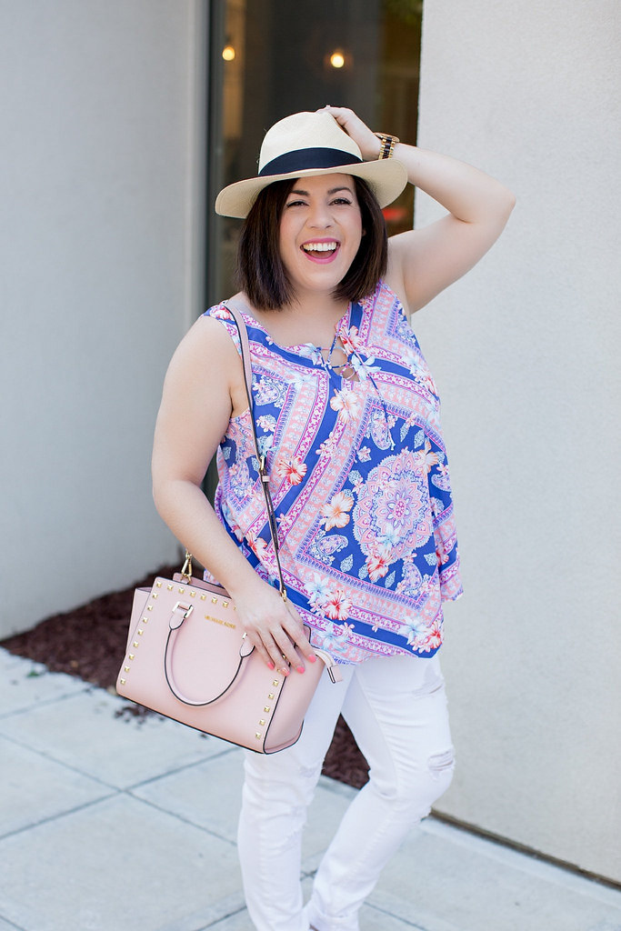 4 Ways to Wear a Panama Hat-@headtotoechic-Head to Toe Chic