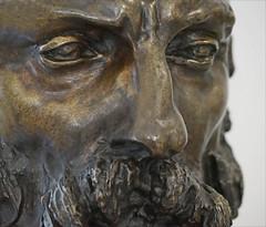 Le regard d'Auguste Rodin par C. Claudel (musée Camille Claudel, Nogent-sur-Seine)