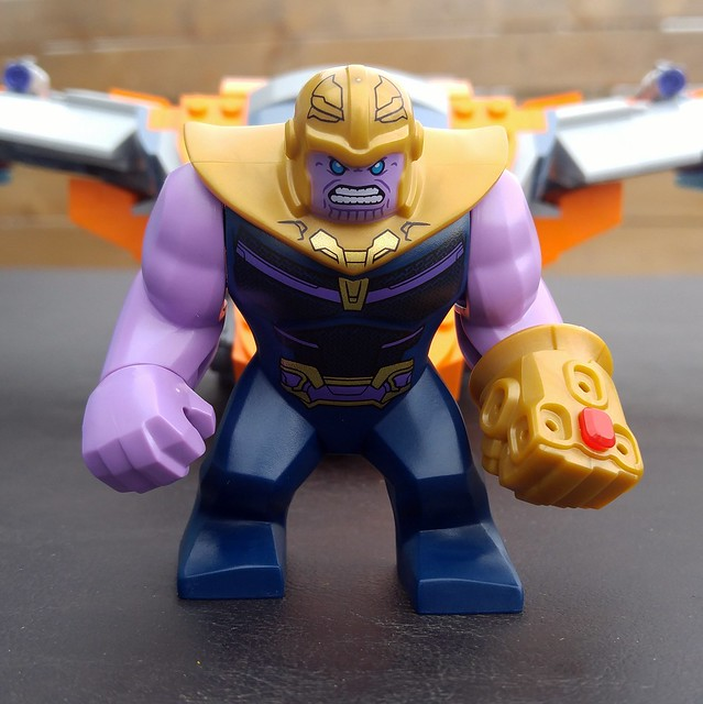 SOL 2018 Day 44 - The Mad Titan